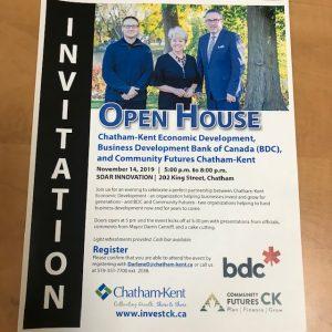 Open House November 14